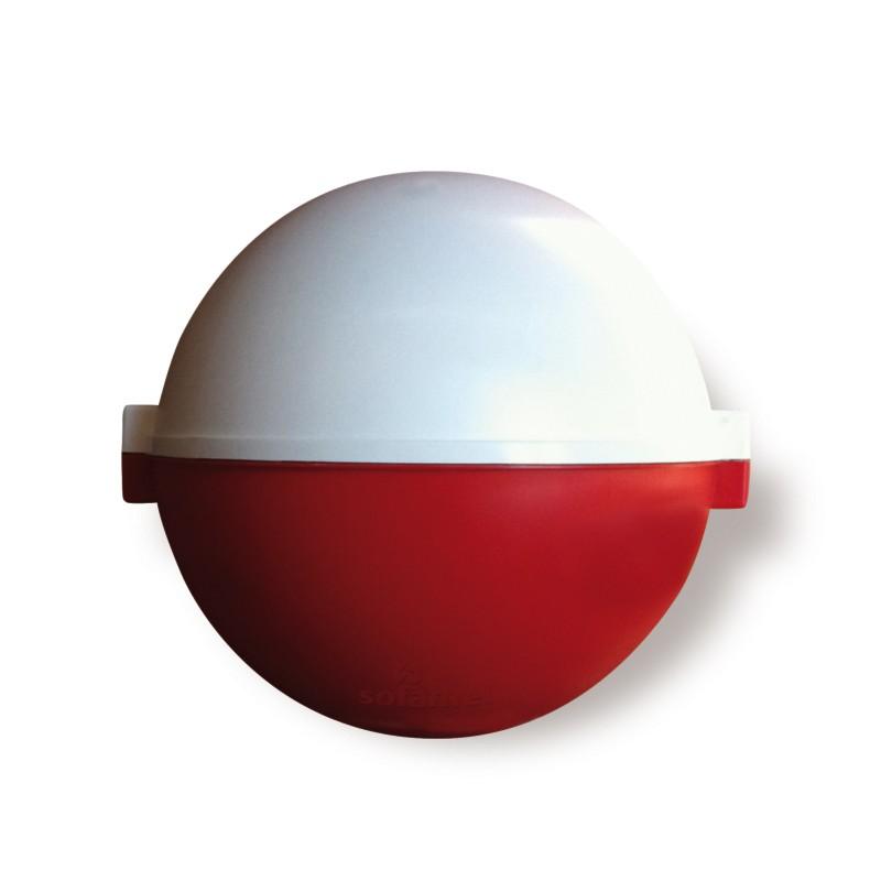 Baliza de señalización esférica