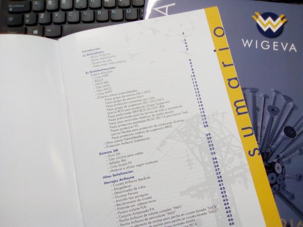 Wigeva -  Solicitar Catálogo - Wigeva