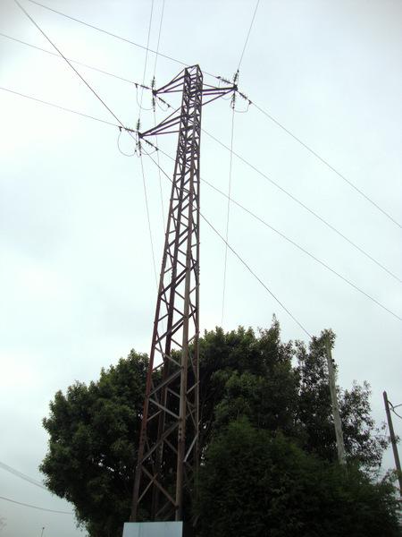 Líneas Eléctricas Aéreas